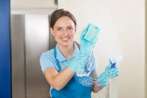 hire a custodian through All Personnel Inc.