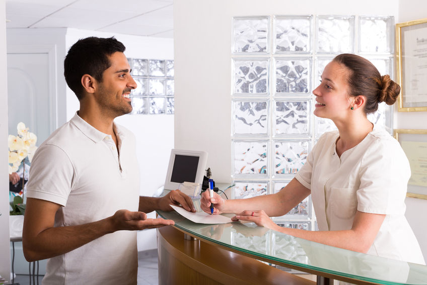 Find Hire Medical Receptionist Healthcare