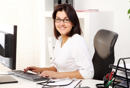 Why Hire A Temp Medical Receptionist